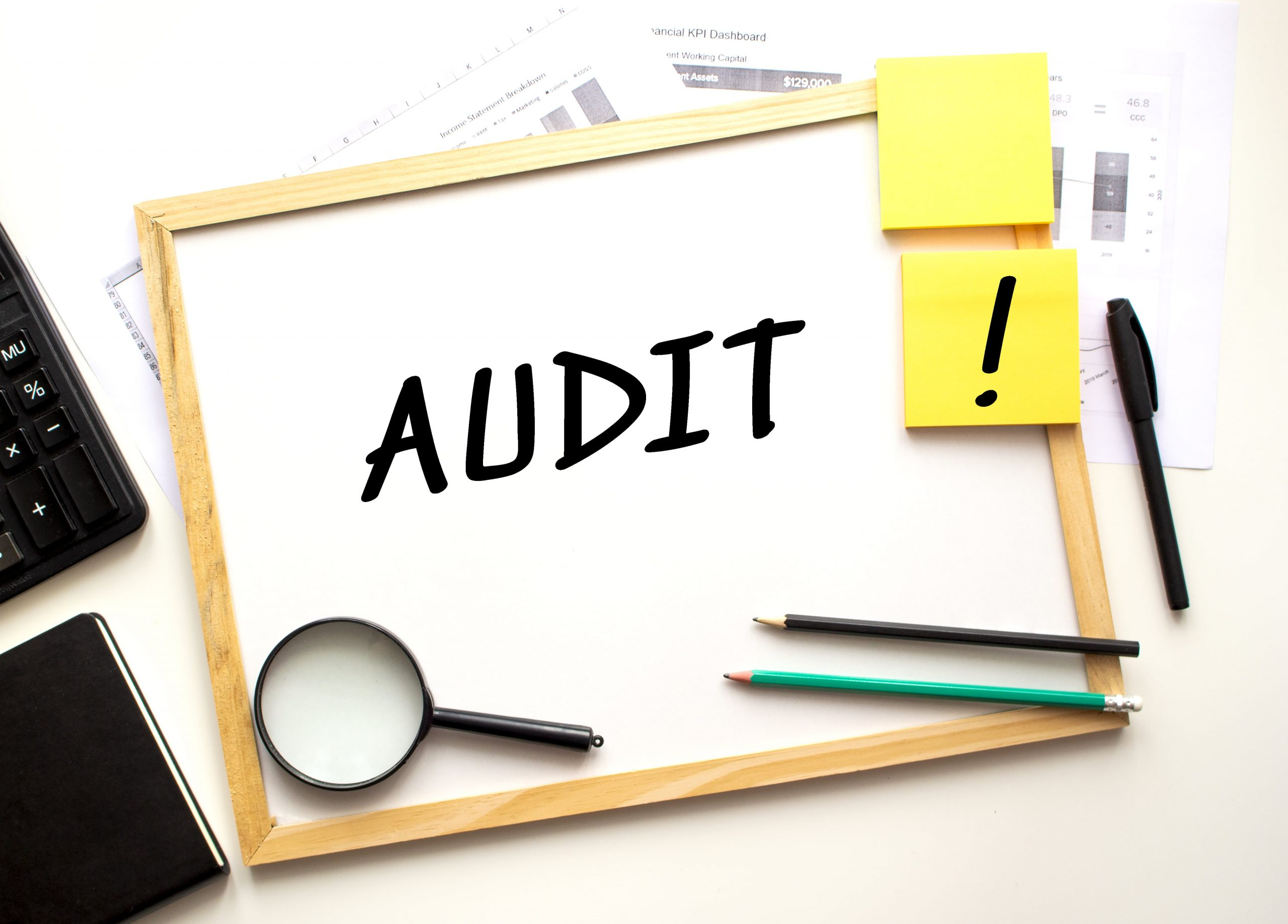 Etape 4 : Audit